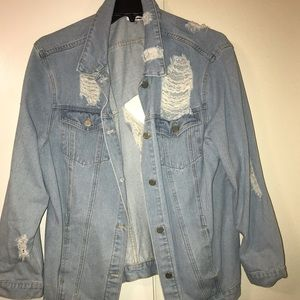 Fashion Nova Jean jacket